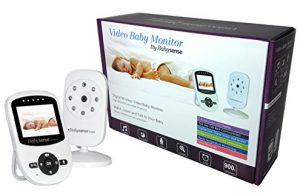 babysense video baby monitor review 2018