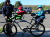 front mounted child bike seat reviews