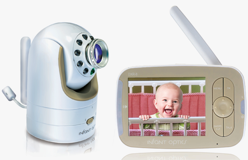 infant optics baby video monitor review