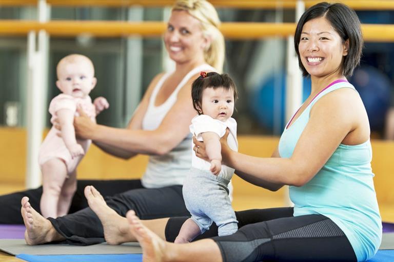 Dancing Activity for Newborn