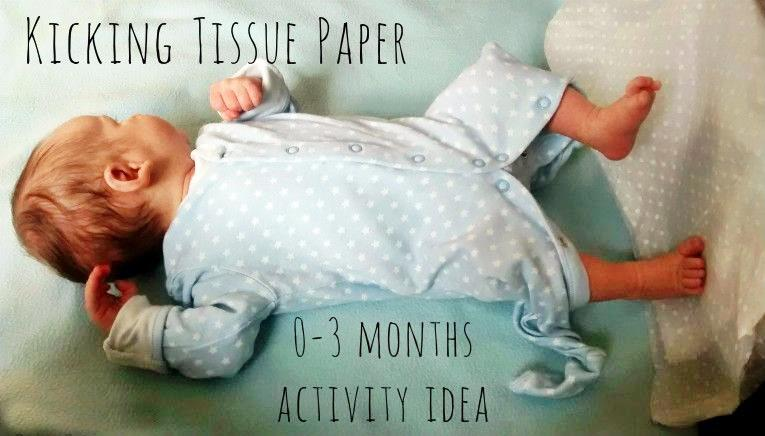Kicking Activity Newborn