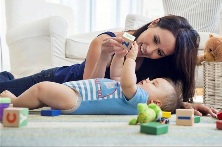 Teaching Actions for newborn