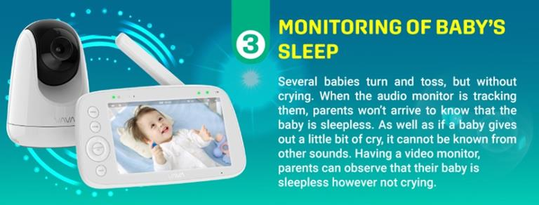Monitoring of Baby's Sleep