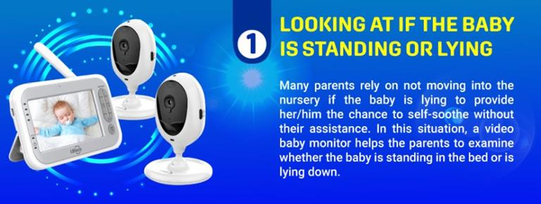 Baby is Standing or Lying